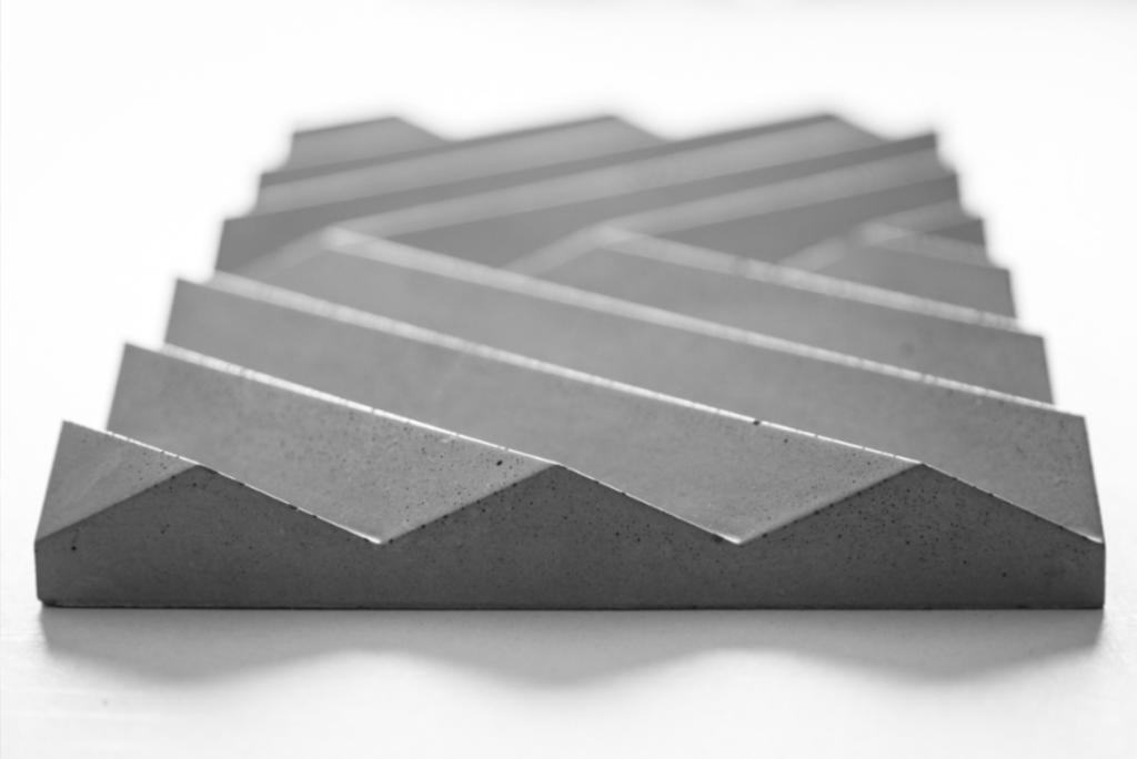DIAGO 1 - linia TEKT Concrete - MILKE - kafel