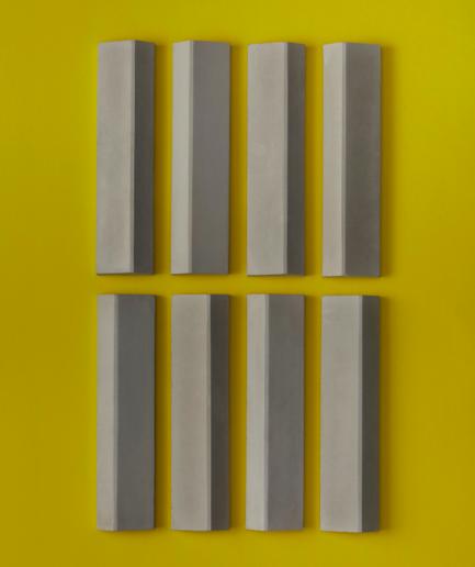 PLANK 1 - linia TEKT Concrete - MILKE