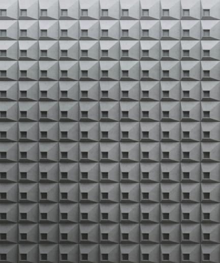 SQR 1 - linia TEKT Concrete - MILKE - wizualizacja