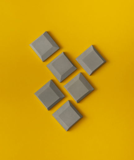SQR mini 1 - linia TEKT Concrete - MILKE