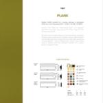 PLANK - karta katalogowa