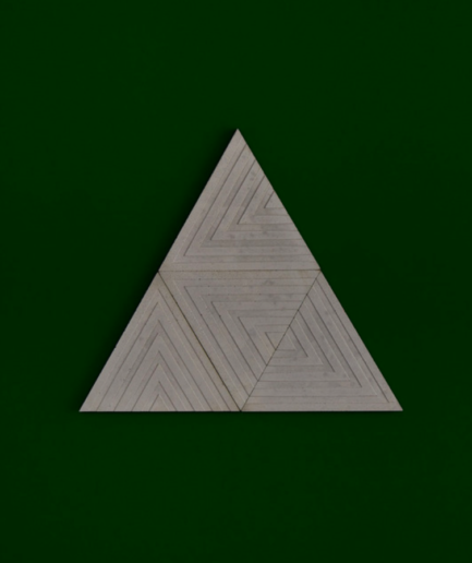 TRIX 3 - linia TEKT Concrete - MILKE
