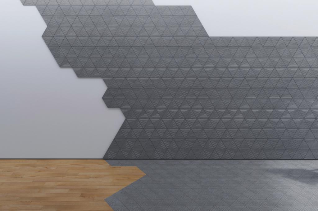 TRIX 3 - linia TEKT Concrete - MILKE - wizualizacja