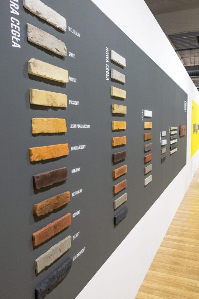 Stoisko MILKE i TEKT Concrete na targach Warsaw Home 2019 - Milke Brick