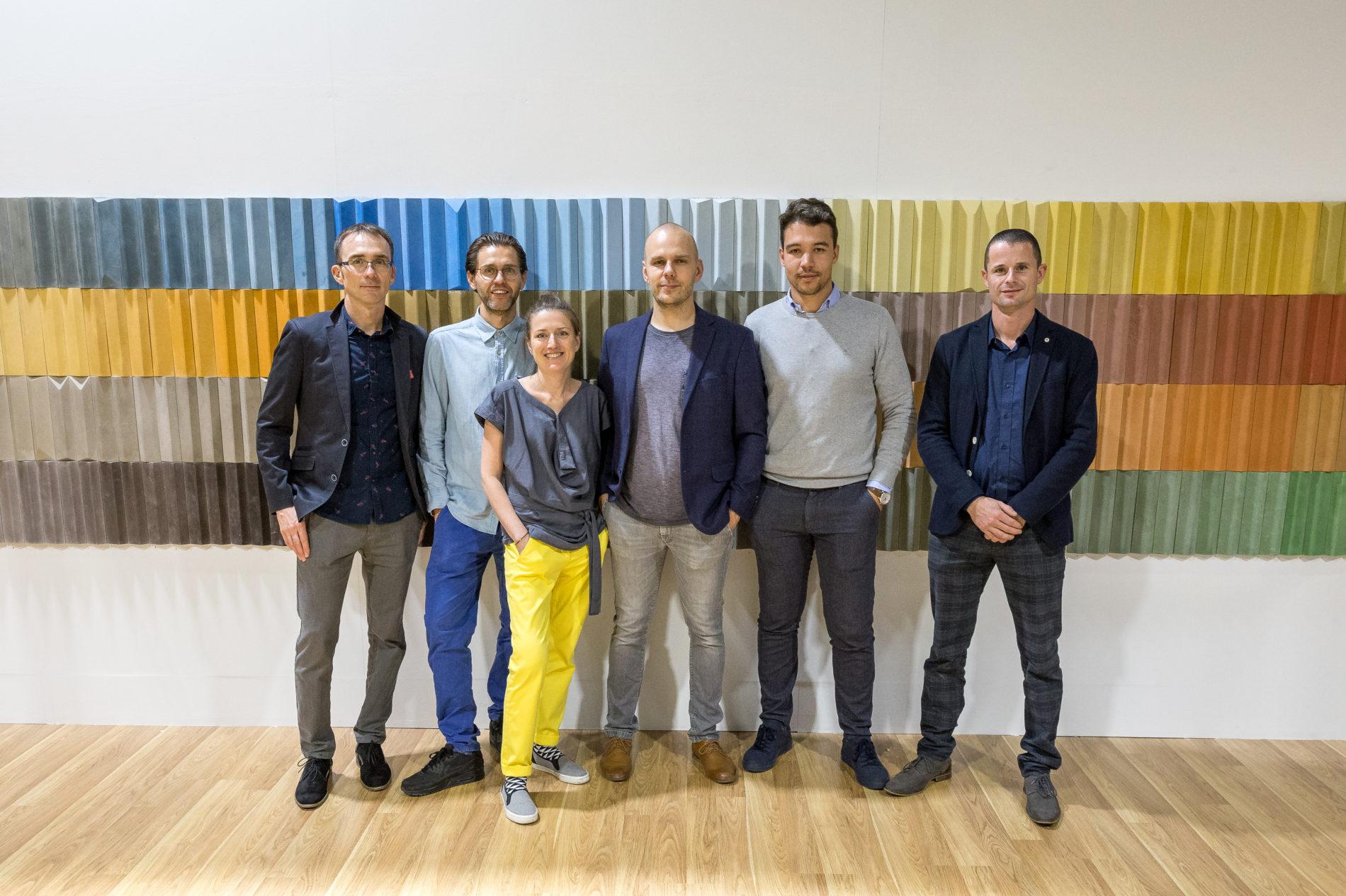 Stoisko MILKE i TEKT Concrete na targach Warsaw Home 2019 - Milke Team