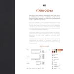 STARA CEGŁA - karta katalogowa