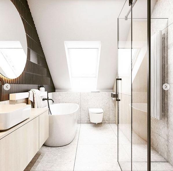 Kafle PLANK - TEKT Concrete - A2.studio Pracownia Architektury