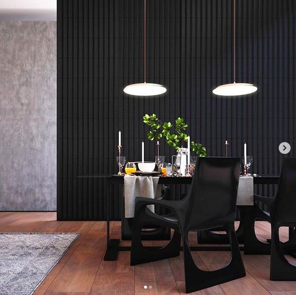 Kafle 3D PLANK - TEKT Concrete - Davestanleystudio