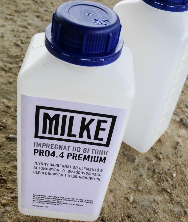 Impregnat do betonu PRO4.4 Premium